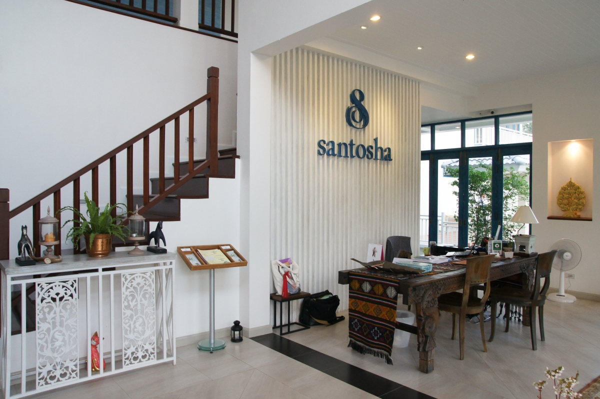 Review: Santosha Health & Lifestyle Resort