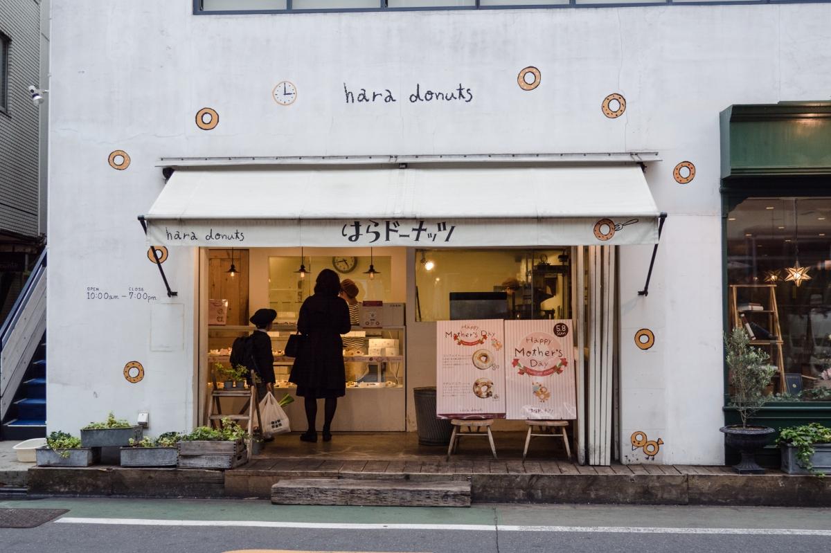 พาเดินเล่นสามย่านน่ารัก Naka-meguro -- Daikanyama--Jiyugaoka